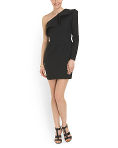 image of Dakota One Shoulder Dress