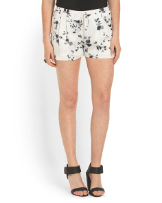image of Silk Summer Short
