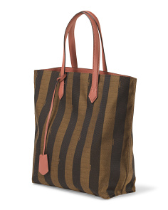 image of Made In Italy Pequin Tote