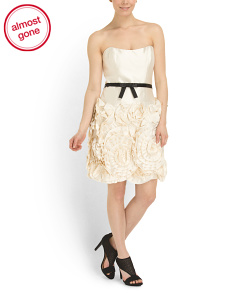 image of Rosette Mini Dress