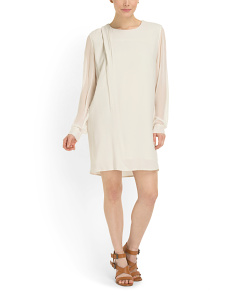 image of Long Sleeve Dress