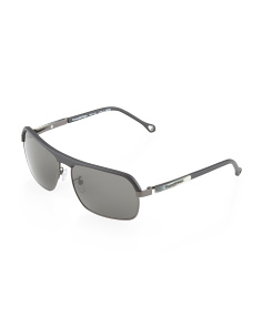image of Made In Italy Men's Aviator Sunglasses