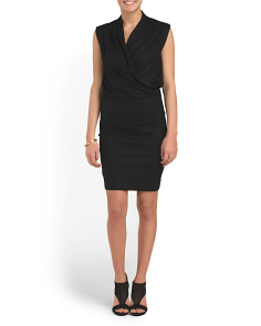 image of Wool Sleeveless Dress