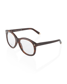 image of Made In Italy Round Eyeglasses