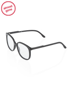 image of Made In Italy Oversized Optical Glasses