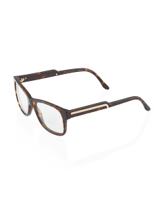 image of Made In Italy Square Optical Glasses