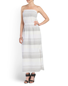 image of Bramnen Salis Strapless Dress