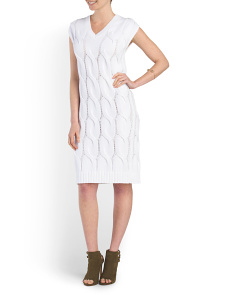 image of Kelt Yima Cable Dress