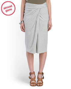 image of Pima Cotton Rhina Skirt