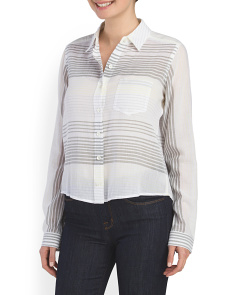 image of Breaux Salis Shirt