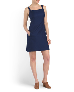 image of Lucele Olvera Pocket Dress