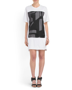 image of T Shirt Dress