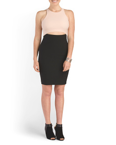 image of Lee Cut Out Dress