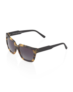 image of Matte Square Sunglasses