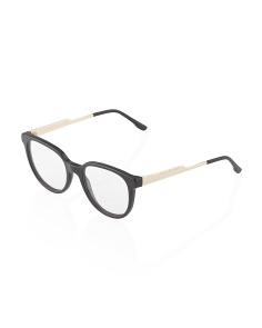 image of Made In Italy Round Optical Glasses