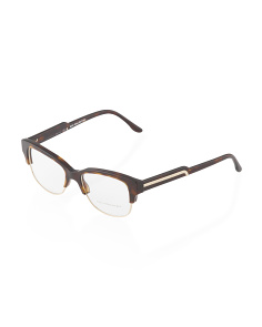 image of Made In Italy Tortoise Retro Optical Glasses