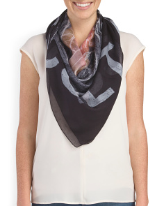 image of Cult Print Scarf