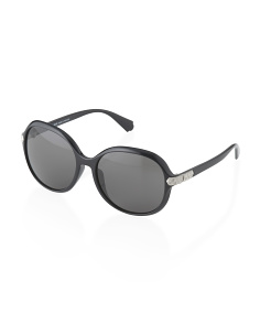 image of Made In France Round Sunglasses