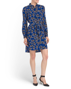 Silk Prita Oversize Shift Dress