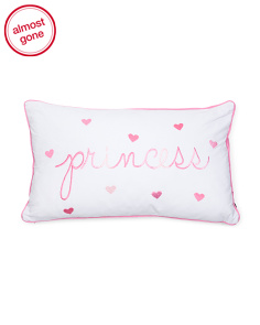 Princess Boudoir Pillow