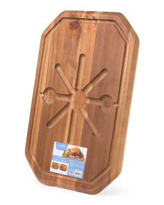 Centerpiece Carving Board