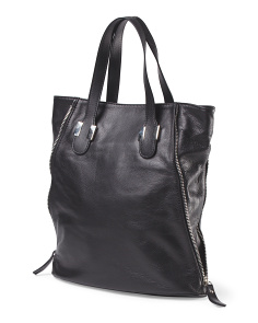 Made In Italy North South Tote