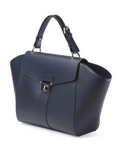 Made In Italy East West Tote