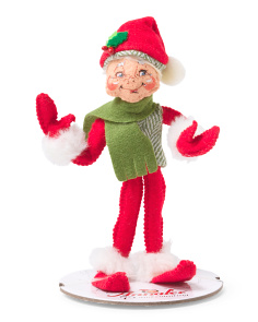 Alpine Elf Collectible Ornament