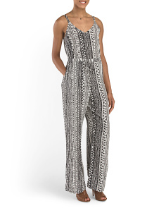 Hannah Tribal Jumpsuit