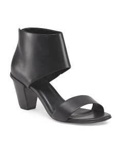 Made In Brazil Leather Candice Heel