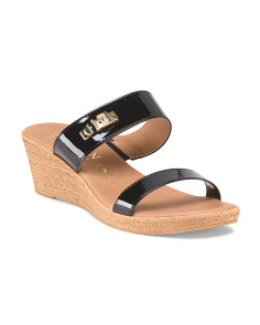 Made In Italy Randie Slide Sandal