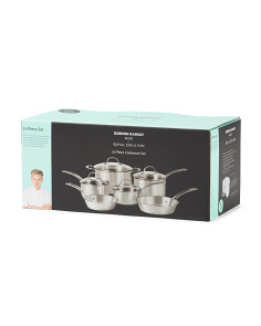 10pc Induction Cookware Set