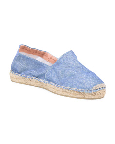 Made In Spain Flat Espadrille