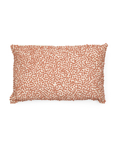 Made In India 12x18 All Over Sequin Pillow