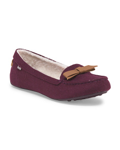 Cruise Bow Driver Moccasin