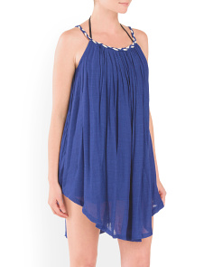 Braided Nautical Cover-Up