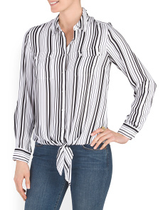 Easy Care Wrinkle Free Blouse