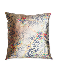 20x20 Dolce & Aviva Printed Pillow