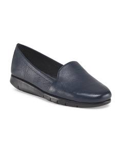 Leather Fame Show Loafer