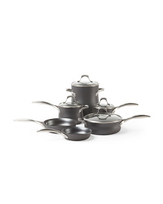 10pc Non Stick Cookware Set