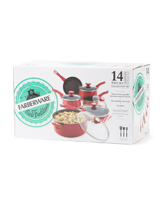 14pc Cookware Set
