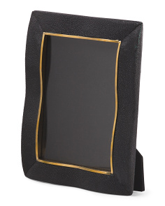 5x7 Shagreen Embossed Frame