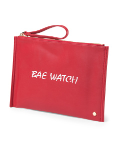 Bae Watch Pouch