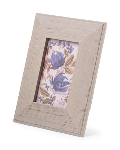 4x6 Distressed Wood Frame