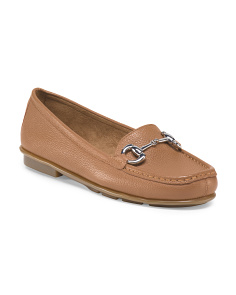 Leather Nuwsworthy Loafer