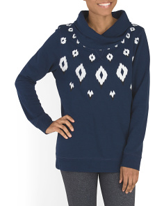 Fairisle Pullover Sweater