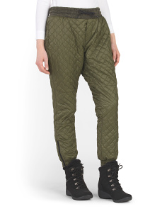 Olympus Quilted Pant