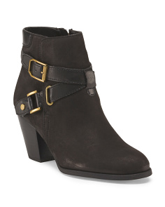 Delight Bootie With Buckles