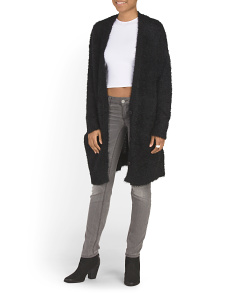 Juniors Oversize Cardigan