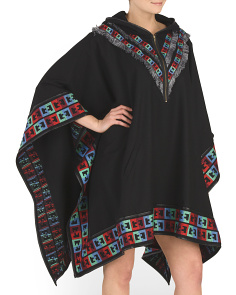 Gypsy Poncho Cover-Up